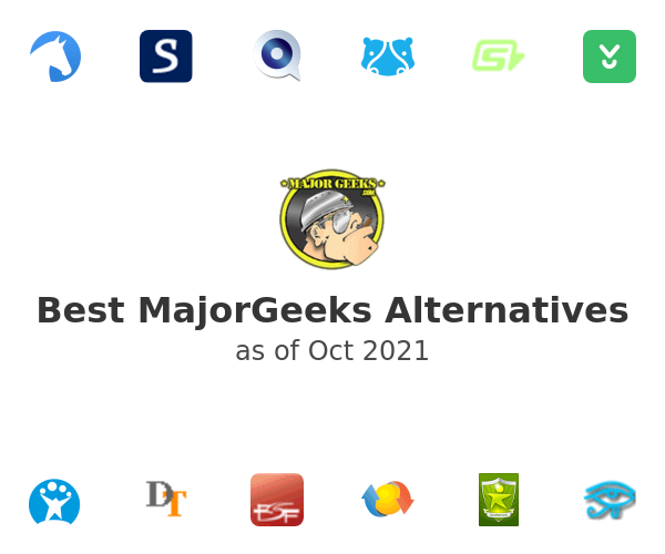 Best MajorGeeks Alternatives