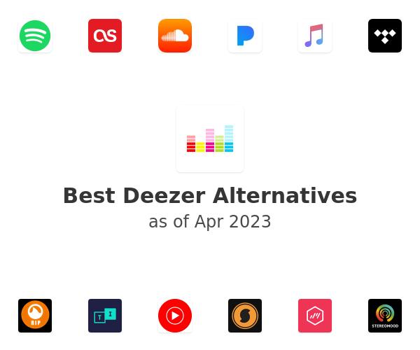 Best Deezer Alternatives