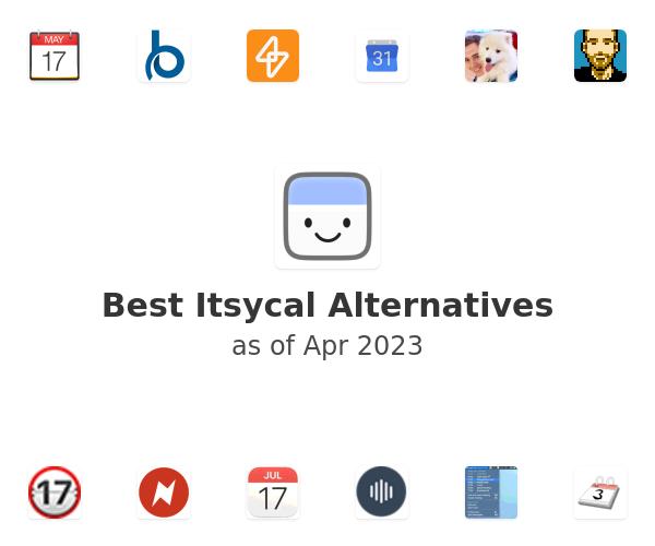 Best Itsycal Alternatives