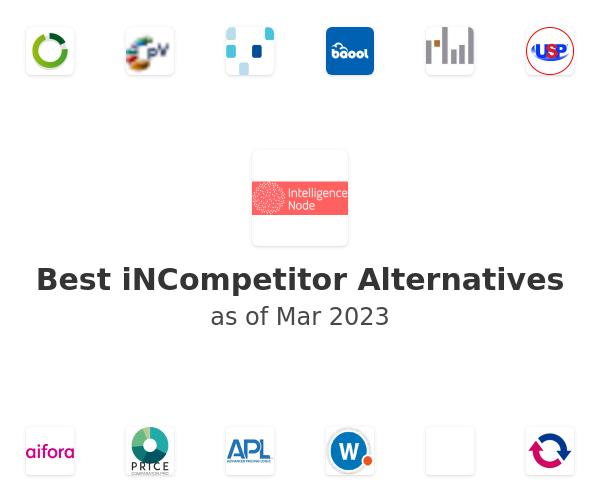 Best iNCompetitor Alternatives