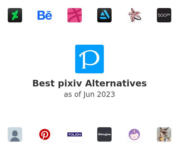 Best pixiv Alternatives