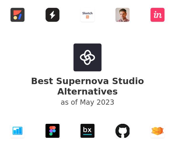 Best Supernova Studio Alternatives
