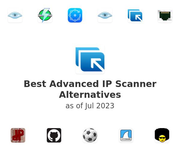 Best Advanced IP Scanner Alternatives