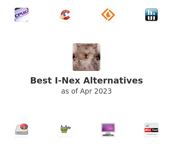 Best I-Nex Alternatives