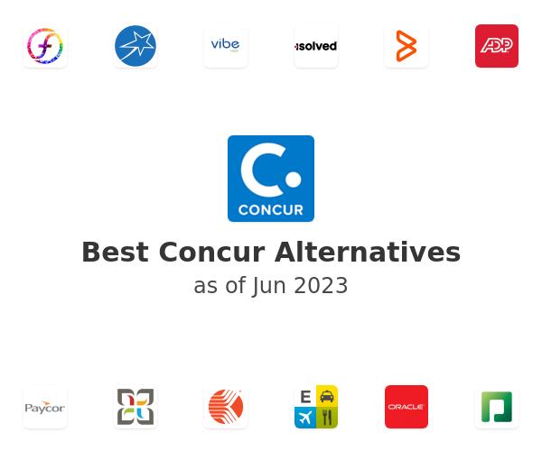 Best Concur Alternatives