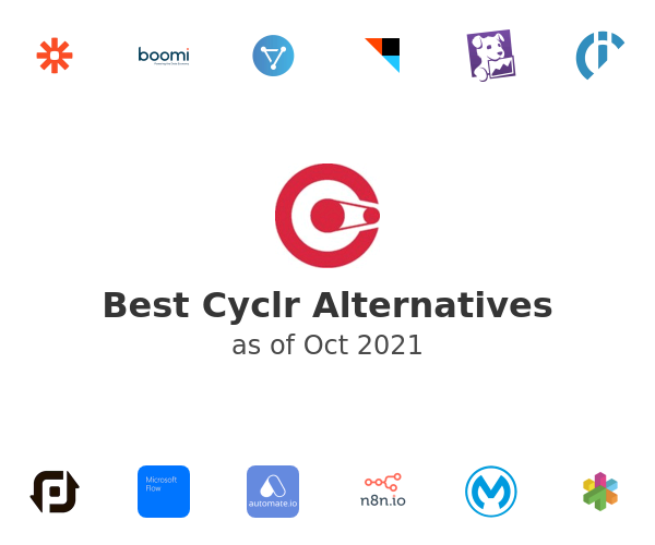 Best Cyclr Alternatives