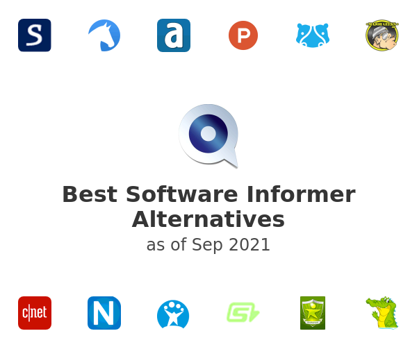 Best Software Informer Alternatives
