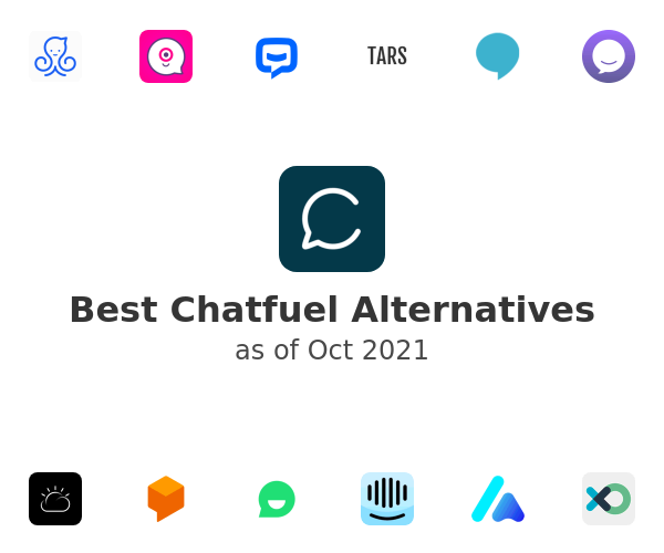 Best Chatfuel Alternatives
