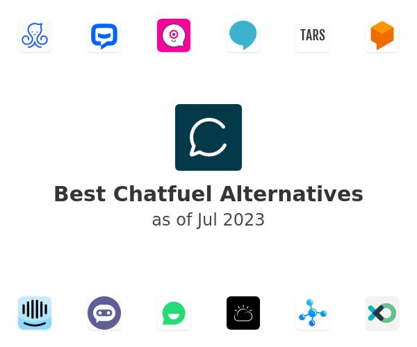 Best Chatfuel Alternatives