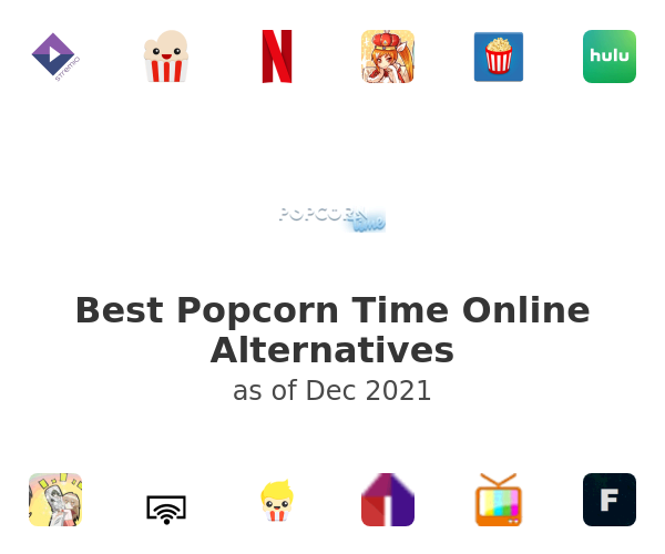 Best Popcorn Time Online Alternatives