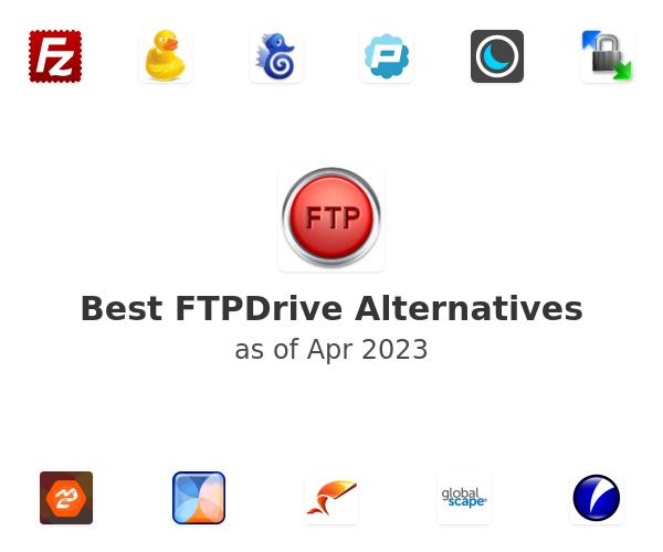 Best FTPDrive Alternatives