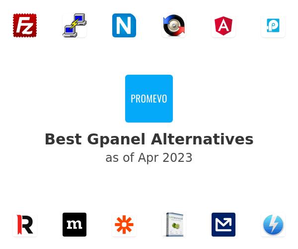 Best Gpanel Alternatives