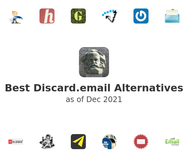 Best Discard.email Alternatives