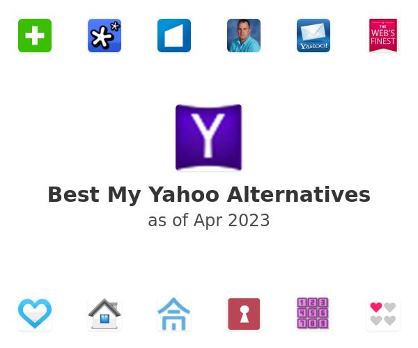 Best My Yahoo Alternatives
