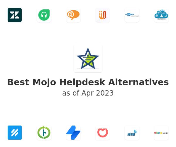 Best Mojo Helpdesk Alternatives