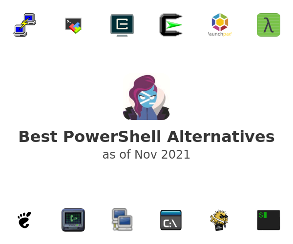 Best PowerShell Alternatives