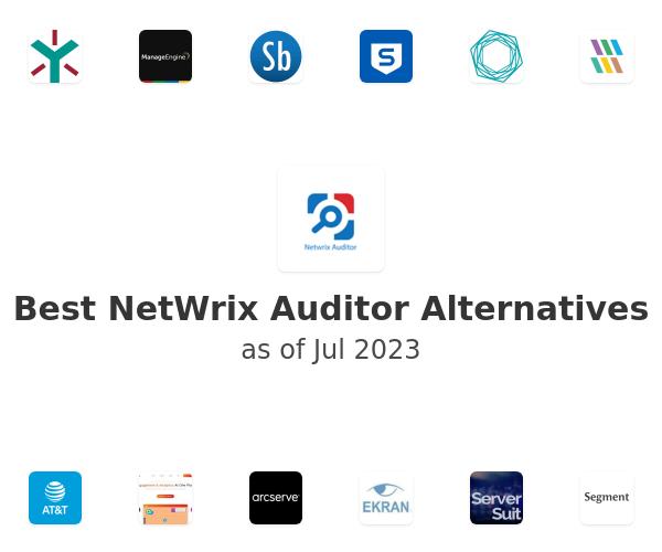 Best NetWrix Auditor Alternatives