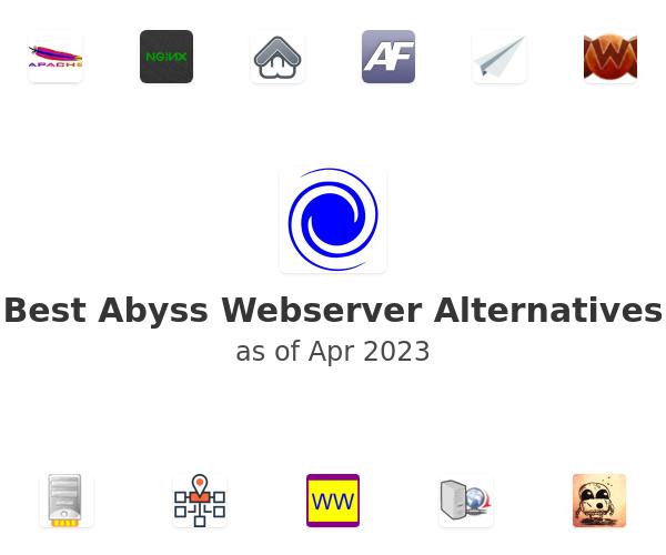 Best Abyss Webserver Alternatives