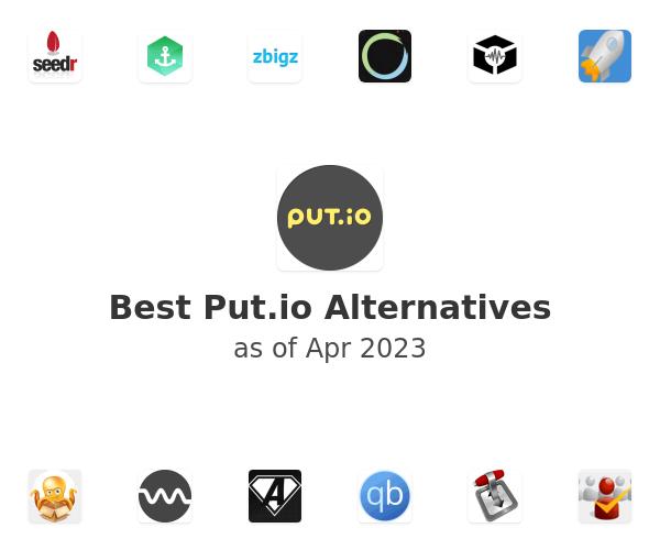 Best Put.io Alternatives