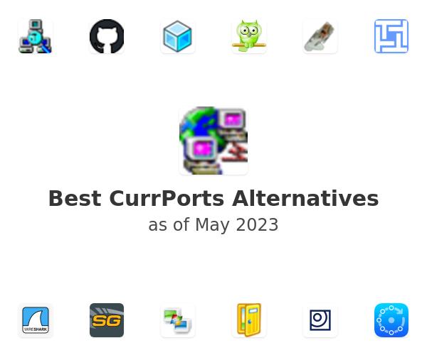 Best CurrPorts Alternatives