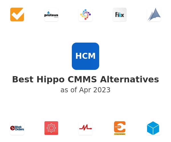 Best Hippo CMMS Alternatives