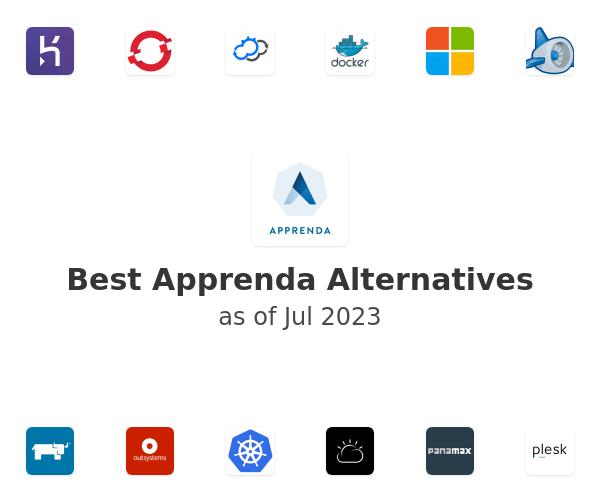 Best Apprenda Alternatives