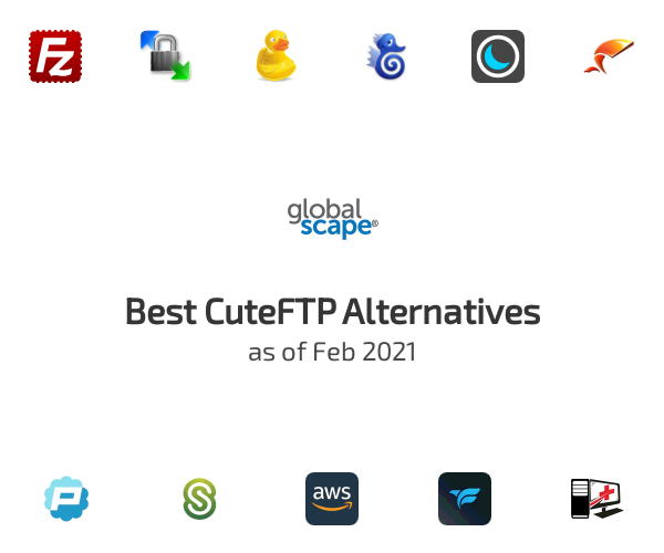 Best CuteFTP Alternatives