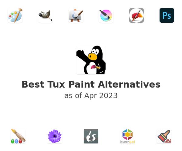 Best Tux Paint Alternatives