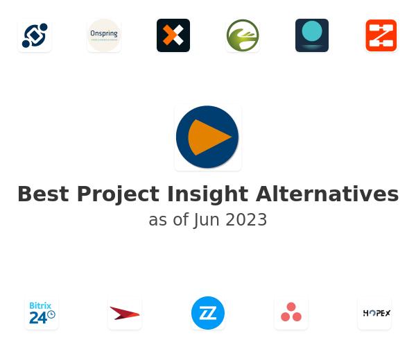 Best Project Insight Alternatives