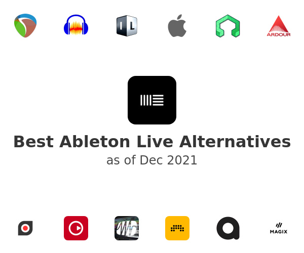 Best Ableton Live Alternatives