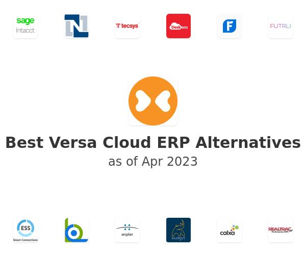 Best Versaccounts Alternatives