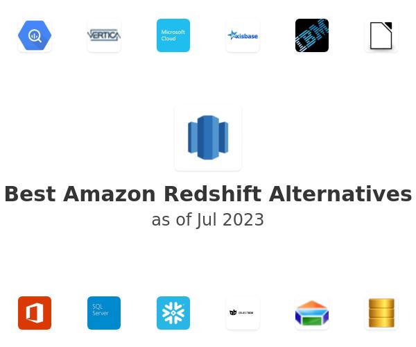 Best Amazon Redshift Alternatives
