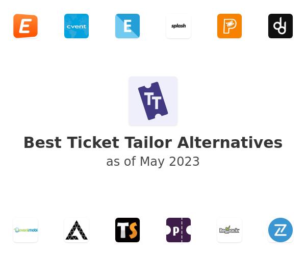 Best Ticket Tailor Alternatives