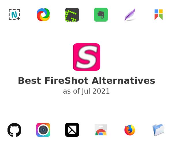 Best FireShot Alternatives