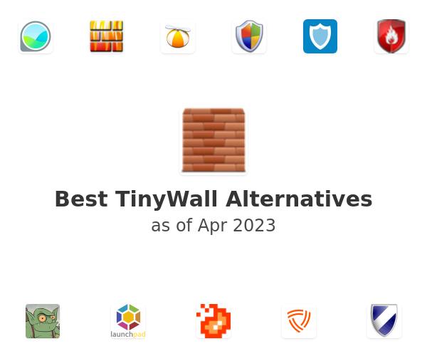Best TinyWall Alternatives