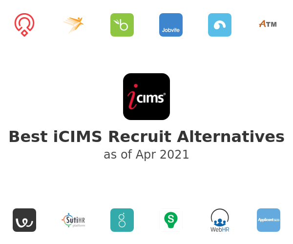 Best iCIMS Recruit Alternatives