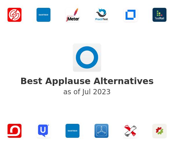 Best Applause Alternatives