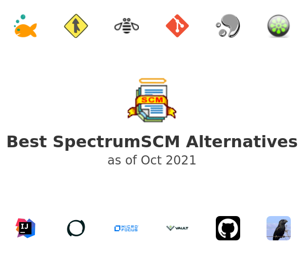 Best SpectrumSCM Alternatives