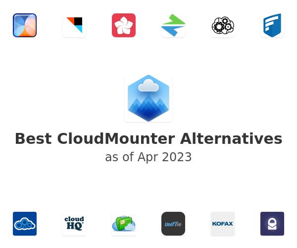 Best CloudMounter Alternatives
