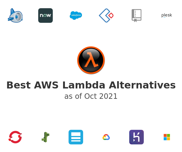 Best AWS Lambda Alternatives