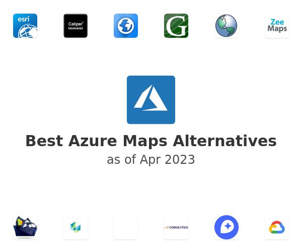Best Azure Maps Alternatives