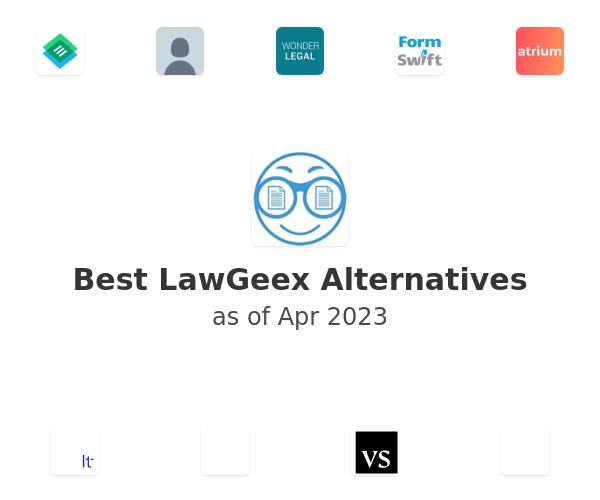 Best LawGeex Alternatives