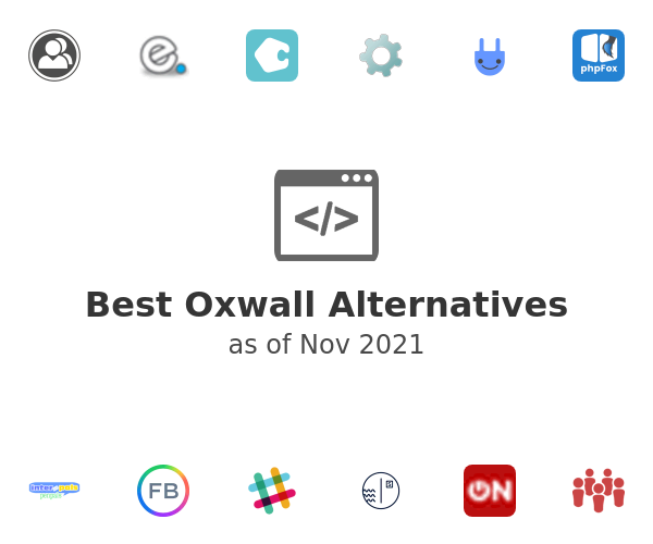 Best Oxwall Alternatives