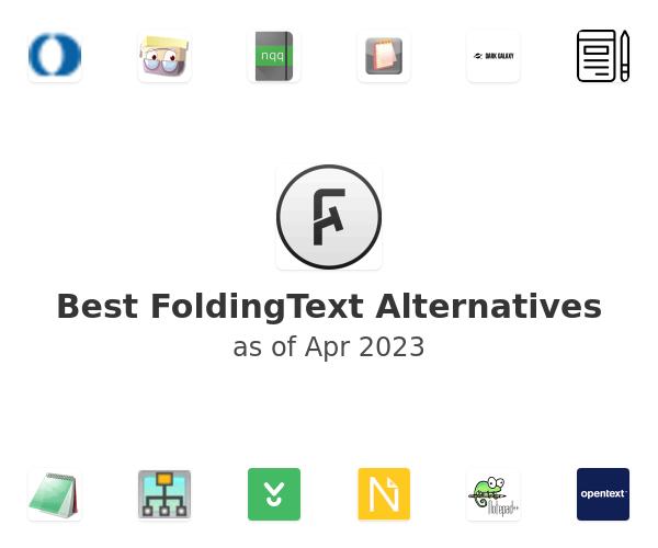 Best FoldingText Alternatives