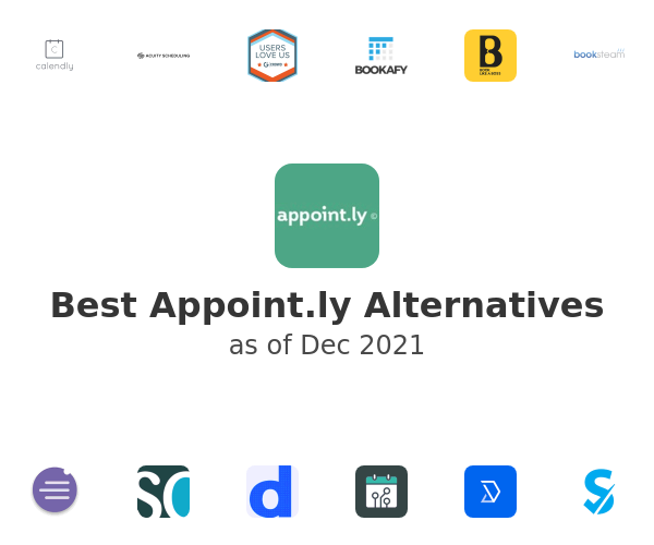 Best Appoint.ly Alternatives