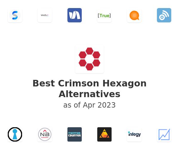 Best Crimson Hexagon Alternatives