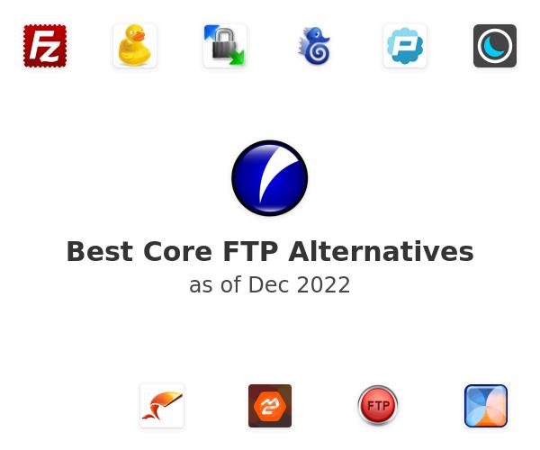 Best Core FTP Alternatives