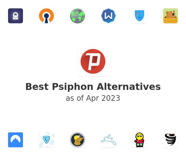 Best Psiphon.ca Alternatives