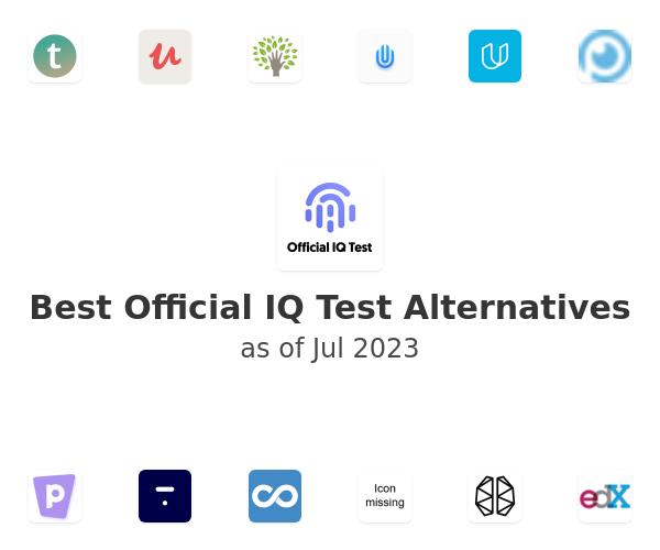 Best Official IQ Test Alternatives