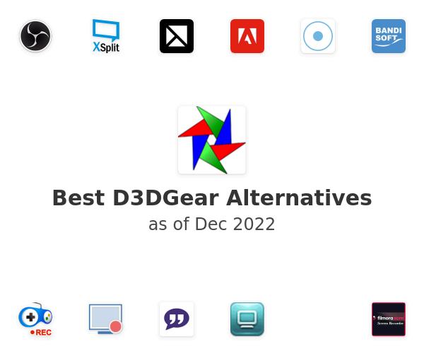 Best D3DGear Alternatives